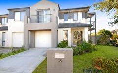 18 Cantello Avenue, Hammondville NSW