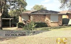 112 Minchinbury Terrace, Eschol Park NSW