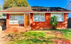 39 Fitzwilliam Road, Toongabbie NSW