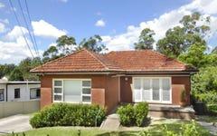31 Tillock Street, Pennant Hills NSW