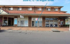 6/ 72 -80 Argyle, Picton NSW