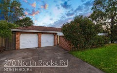 270 North Rocks Road, North Rocks NSW