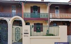 191 Elizabeth Street, Croydon NSW