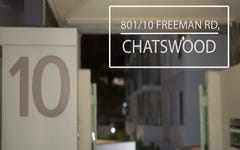 801/10 Freeman Road, Chatswood NSW