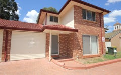 Unit 17/11-15 Greenfield Road, Greenfield Park NSW