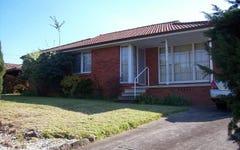 5 Simone Crescent, Casula NSW