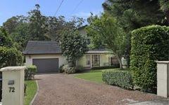 72 Telegraph Road, Pymble NSW