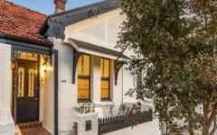 49 Huntington Street, Crows Nest NSW