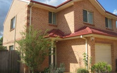 Townhouse 34/42 Patricia Street, Blacktown NSW