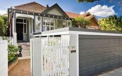 99 Spencer Road, Mosman NSW