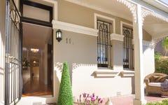 11A Roslyndale Avenue, Woollahra NSW