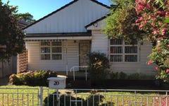 20 Waratah Street, Croydon Park NSW