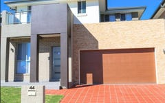 44 Rosebrook Avenue, Kellyville Ridge NSW