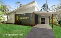 2216 Springbrook Road, Springbrook QLD