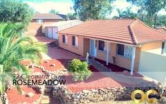 92 Cleopatra Drive, Rosemeadow NSW