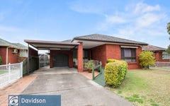 3 Sligar Ave, Hammondville NSW