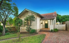9 Webster Street, Camberwell VIC