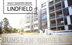 643/5-7 Dunstan Grove, Lindfield NSW