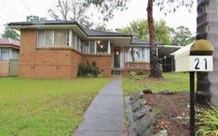21 NEMESIA STREET, Greystanes NSW