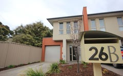 26B Crozier Terrace, Oaklands Park SA