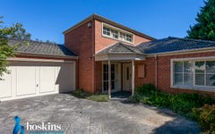 2/7 First Avenue Road, Kew East VIC