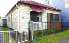 34 GULLIVER STREET, Hamilton NSW