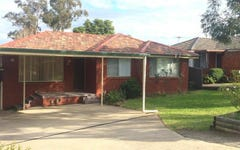 85 Valaparaiso Ave, Toongabbie NSW