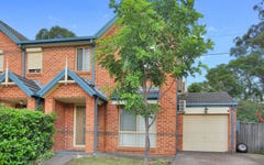 Townhouse 4/61 Sinclair Avenue, Blacktown NSW