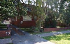1/13 Brickfield Street, North Parramatta NSW