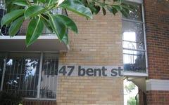 2/47 Bent St, Paddington NSW