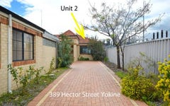 2/389 Hector Street, Yokine WA