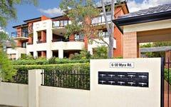 1/6-10 Myra Road, Dulwich Hill NSW