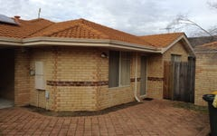 Number 12/B Sill St, Bentley WA