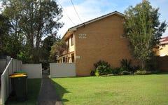 3/22 CORAMBARA CRESCENT, Toormina NSW