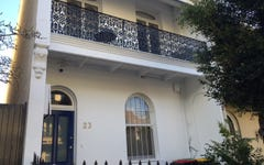 23 Heeley Street, Paddington NSW