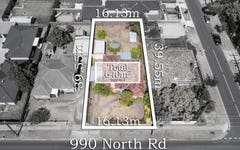990 North Road, Bentleigh East VIC