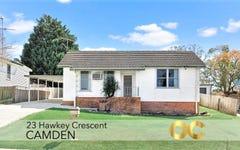 23 Hawkey Crescent, Camden NSW