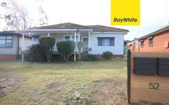 52 Hoddle Avenue, Campbelltown NSW