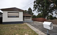 8 Australia Street, Bass Hill NSW