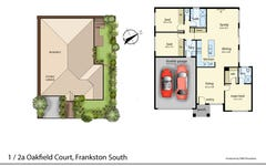 1/2a Oakfield Court, Frankston South VIC