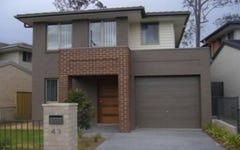 43 Reeves Crescent, Bonnyrigg NSW