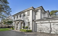 14 Billyard Avenue, Wahroonga NSW