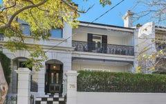 75 Holdsworth Street, Woollahra NSW