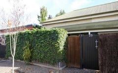 21 Beviss Street, North Adelaide SA