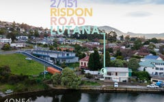 2/151 Risdon Road, Lutana TAS