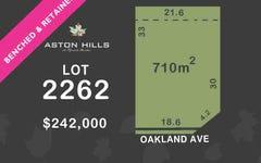 Lot 2262, Oakland Avenue, Mount Barker SA