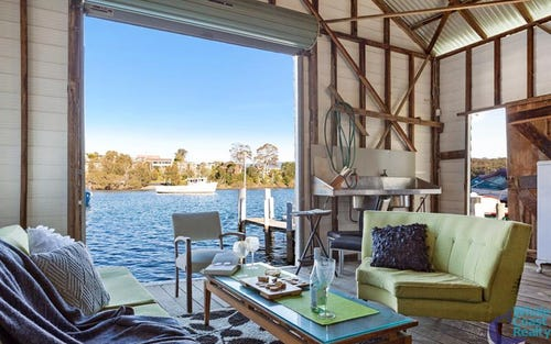 Boatshed Riverside Drive, Narooma NSW 2546