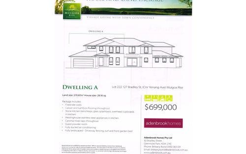 Lot 222 Bradley Street, Glenmore Park NSW 2745
