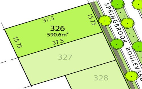 Lot 326, 33 BARRY RD, Kellyville NSW 2155