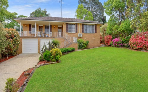 16 Hyland Ave, West Pennant Hills NSW 2125